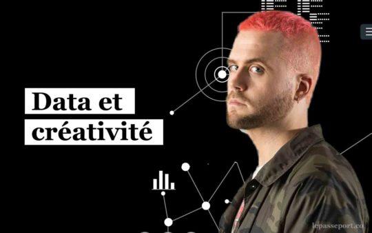 data et créativité
